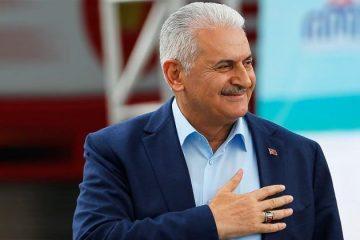 Başbakan Bin Ali Yıldırım Iğdır'da Halka Hitap Etti